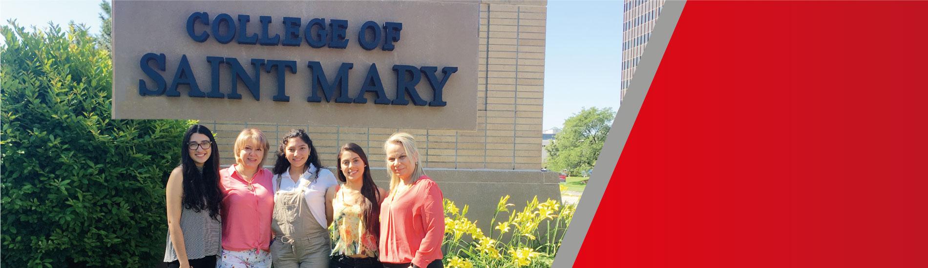 UFPS y College of Saint Mary de EE.UU. consolidan alianzas académicas e investigativas