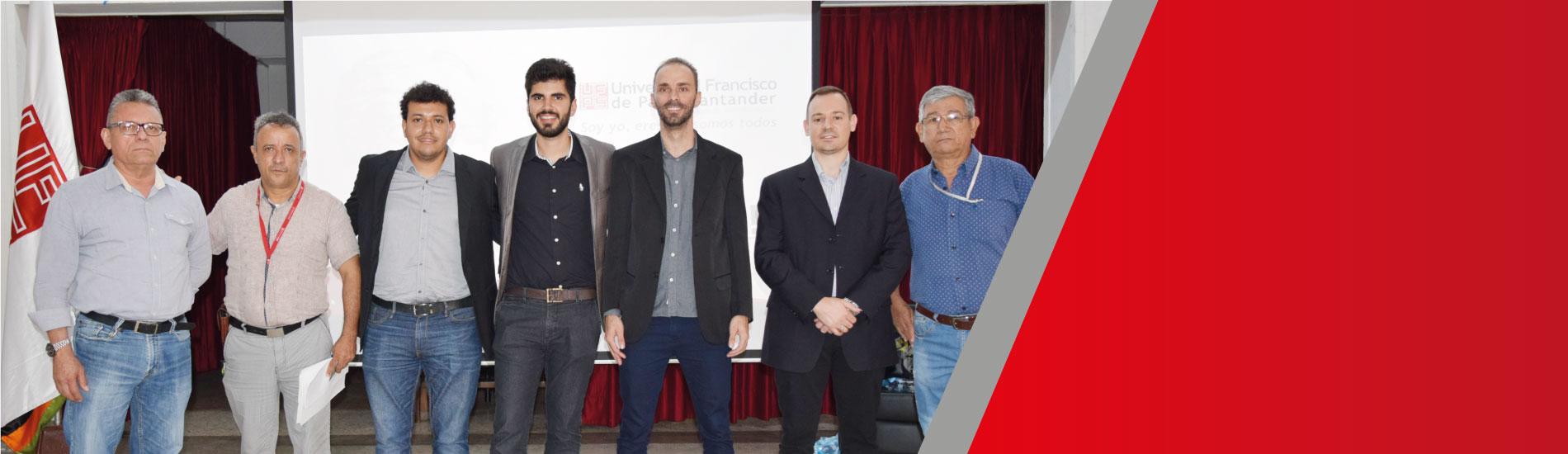 Programa de Ingeniería Mecánica realizó Primera Jornada Internacional sobre Procesos de Manufactura Convencional