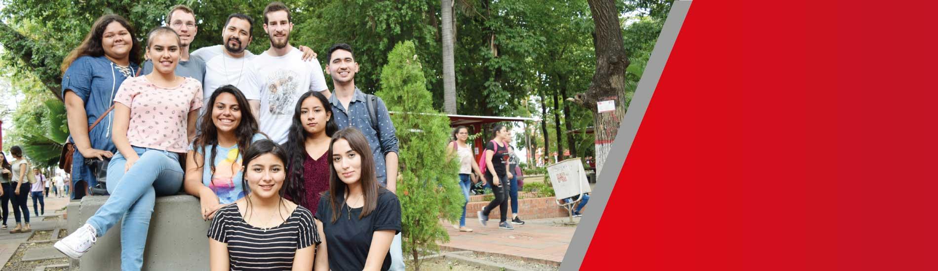 UFPS, destino académico y de intercambio cultural de 10 estudiantes extranjeros