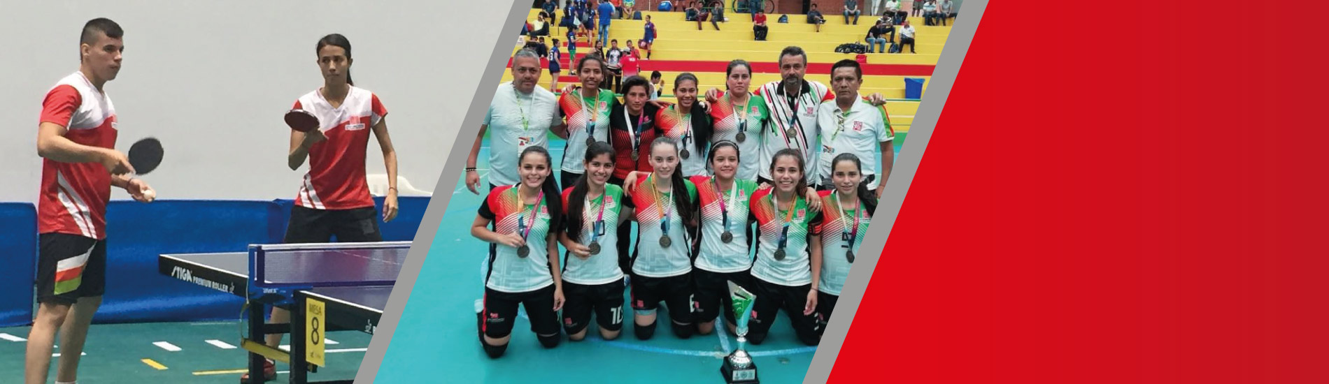Destacada participación de los deportistas UFPS en los XXVII Juegos Regionales Universitarios Ascun 2018