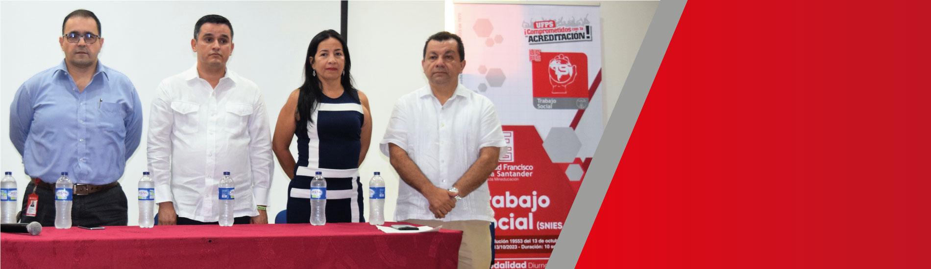 Se dio inicio a la II Semana de Trabajo Social, 'Experiencias Significativas de Intervención'