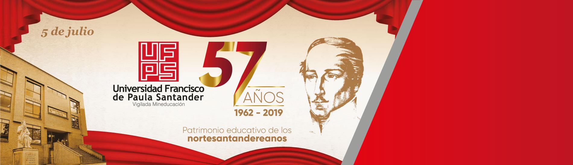 57 años consolidando proyectos de vida y aportando al desarrollo de la región