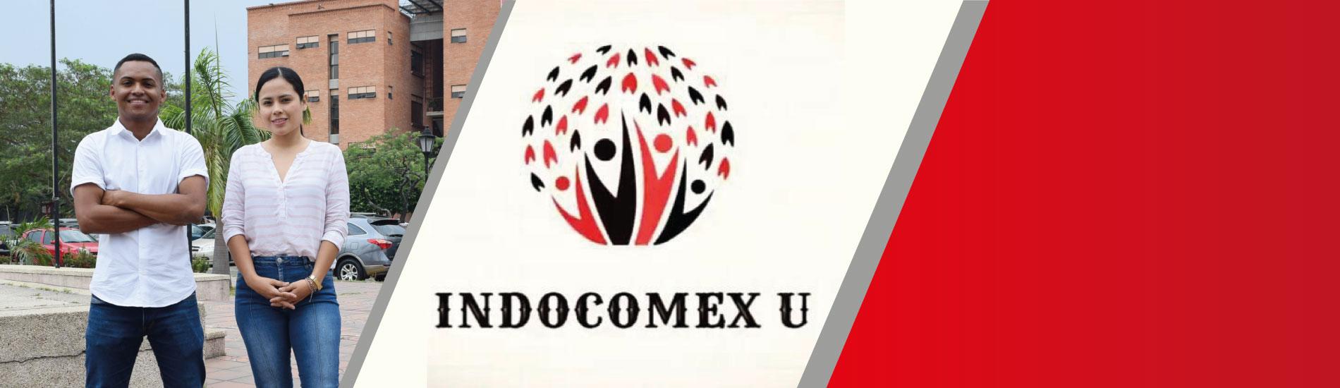 Estudiantes UFPS diseñaron INDOCOMEX U, software académico para Comercio Internacional