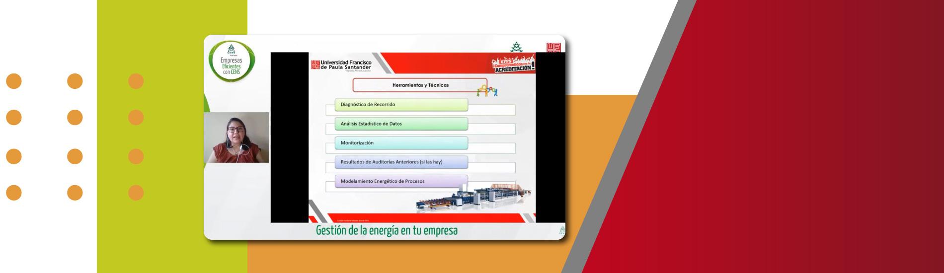 UFPS aliado estratégico de CENS en proyecto de gestión energética