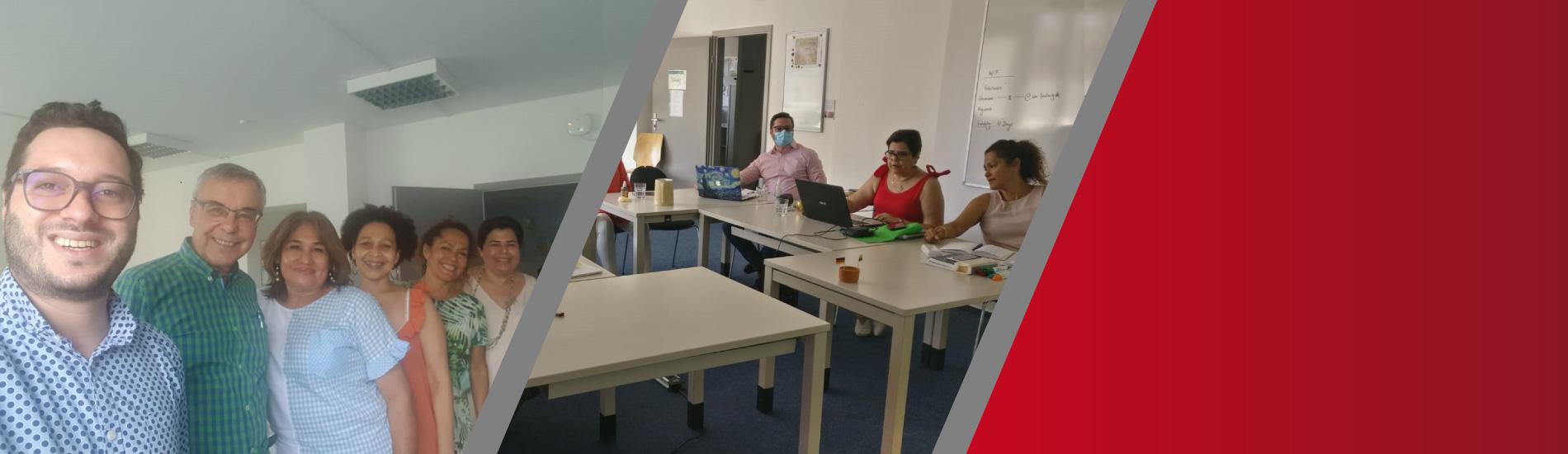 Docentes UFPS realizaron estancia académica internacional en Alemania