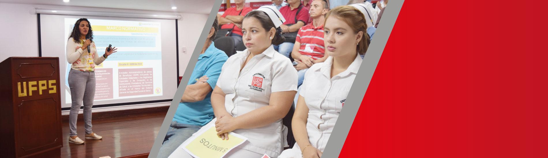 """Programa de Enfermería realizó el Encuentro: """"Empoderamiento desde la Academia un Reto para el Desarrollo de Habilidades y Capacidades Humanas"""""""
