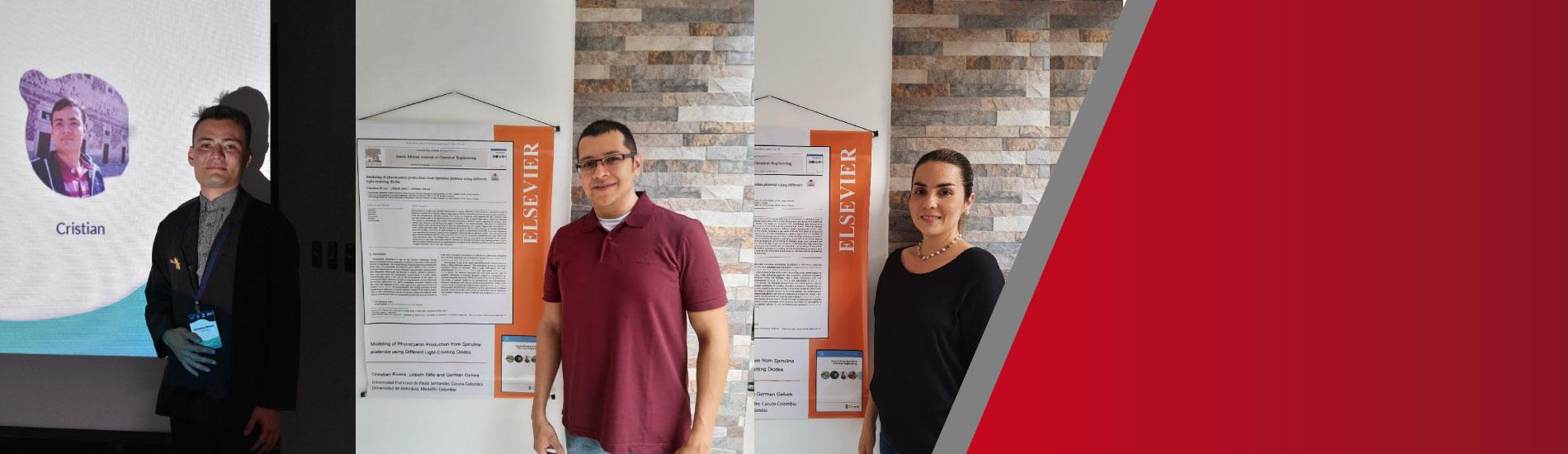 Estudiante y docente UFPS publicaron investigación en Revista Holandesa categoría A1 de Publindex