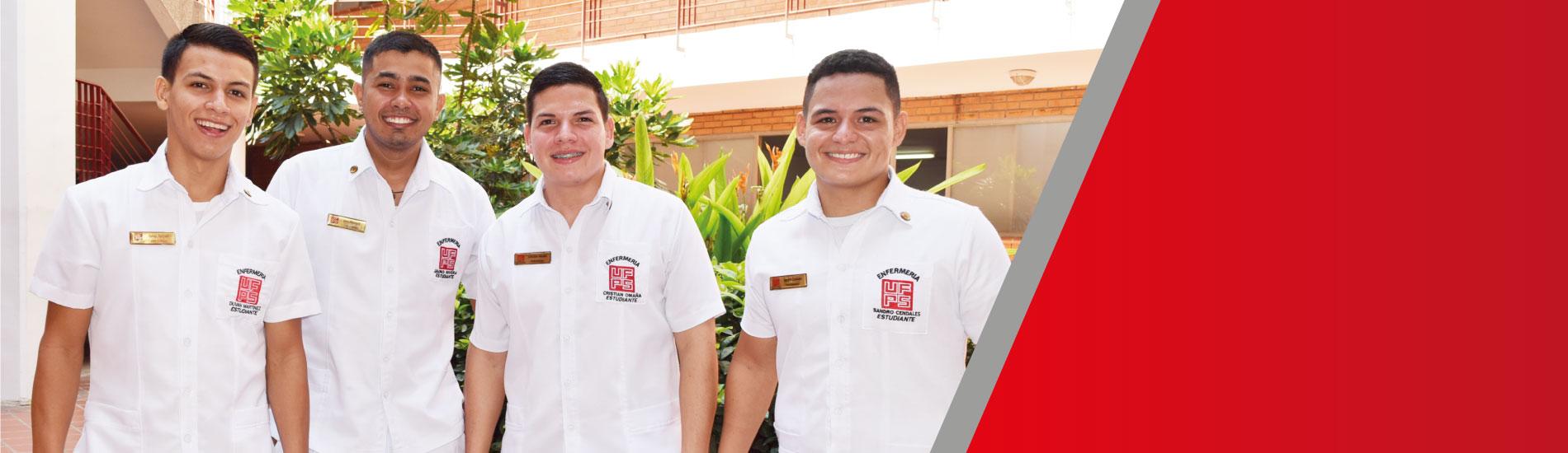 Estudiantes UFPS logran la presidencia de la Asociación Colombiana de Estudiantes de Enfermería - regional Santanderes