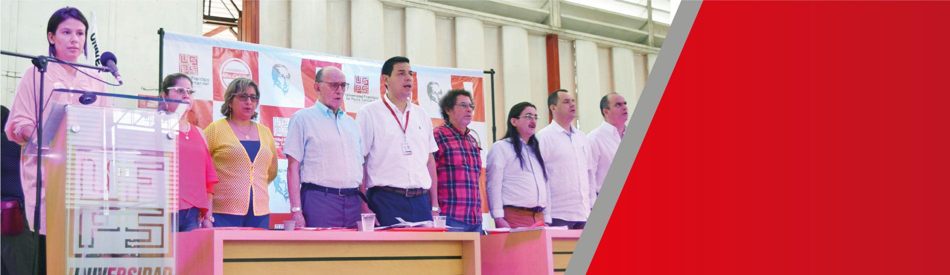 La UFPS escenario del Diálogo Útil para la Construcción de Paz Territorial en Norte de Santander