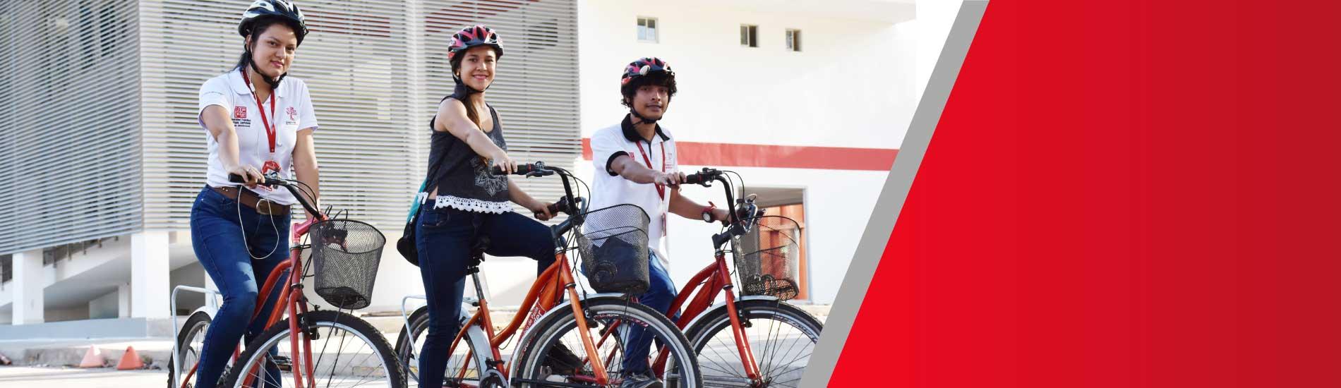 'En bici a la U', proyecto UFPS que favorece la movilidad de los estudiantes