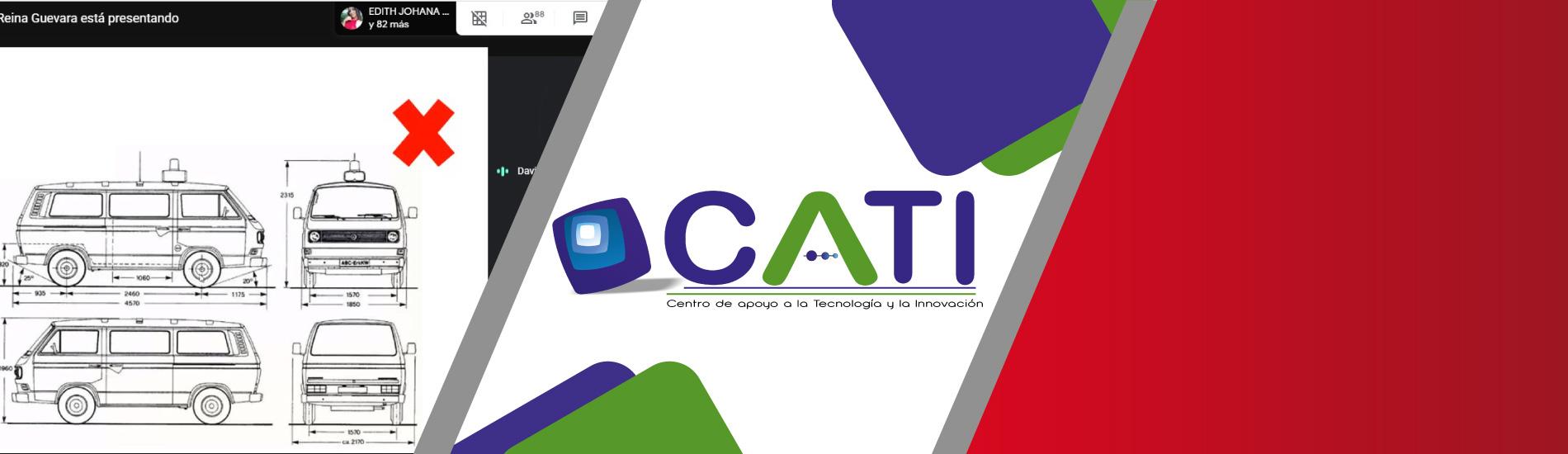 Convenio CATI – UFPS socializó los beneficios del diseño como elemento fundamental en la investigación