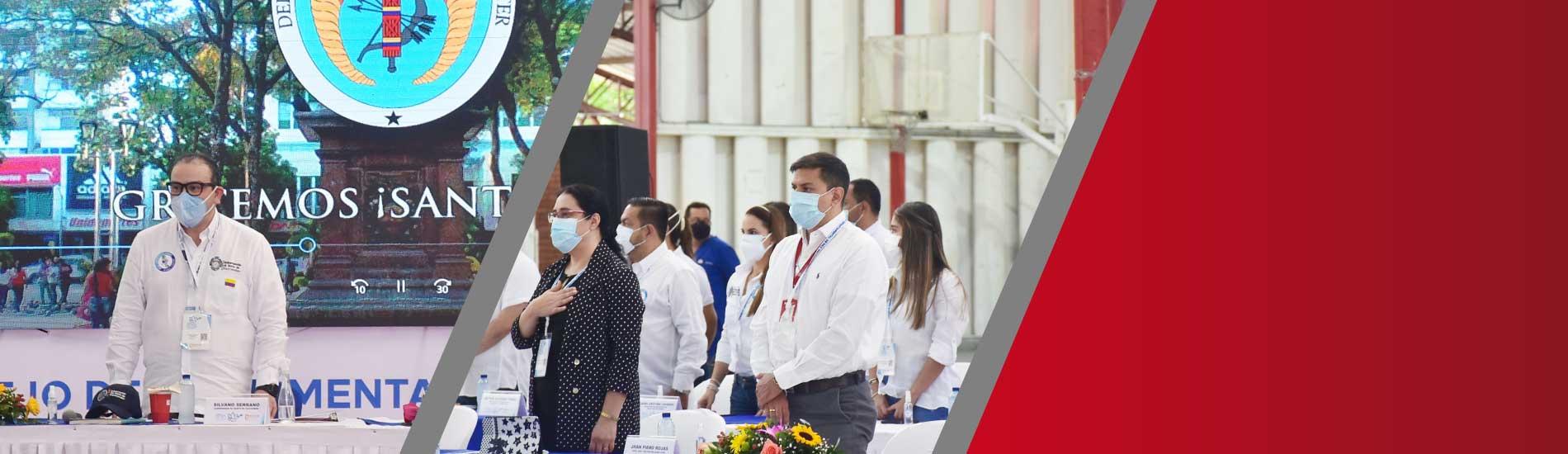 UFPS sede del Consejo Departamental de Paz, Reconciliación y Convivencia de Norte de Santander