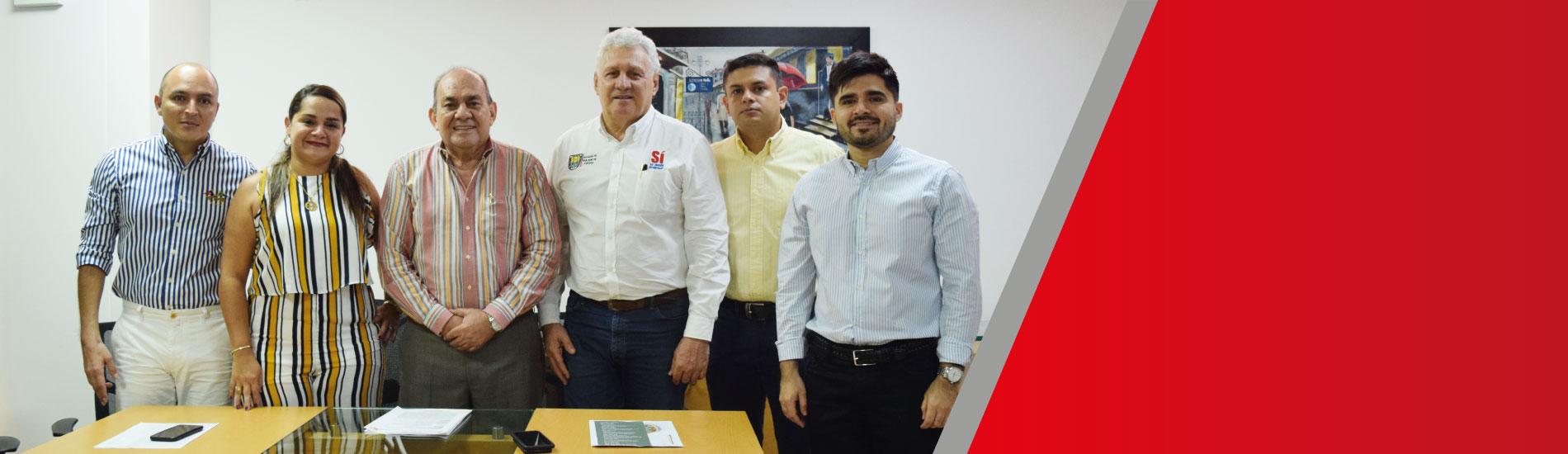 A través del programa Cúcuta Emprende 2019, la UFPS y la Alcaldía de Cúcuta fomentarán la productividad en la ciudad